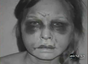 Angelia Garbirino Arrested for Suspicion of DUI Shreveport, LA Savagely Beaten by Cop police abuse brutality